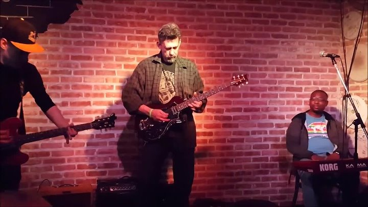 Open MIC Night at The House Pub with Jimmy Nick 4-6-16