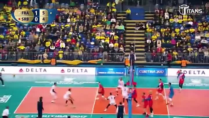TOP 10 Monster 3rd meter spike by Earvin N'Gapeth.mp4