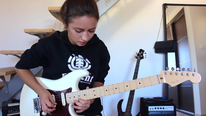 Pink Floyd - Time solo (Cover by Chloé)