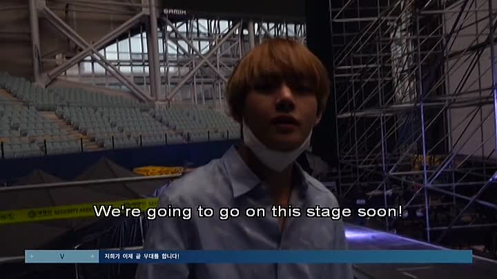 2017 BTS Live Trilogy EPISODE III THE WINGS TOUR in Seoul