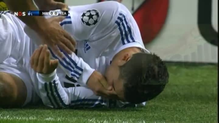 Cristiano Ronaldo Best actor of all time !!