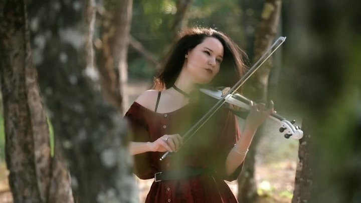 Caitlin De Ville - What About Us (P!nk) - Electric Violin Cover Caitlin De Ville
