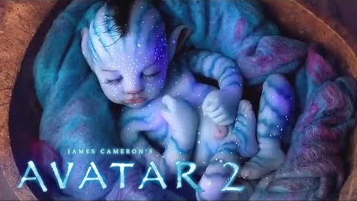 Avatar 2 2018 - Guardian Of The Baby Pandora Trailer - Аватар 2 трейлер Фантастика