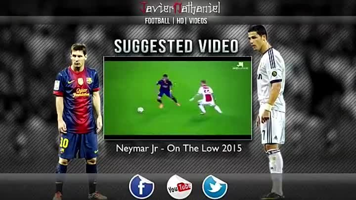 Messi supper dribling 2014-15
