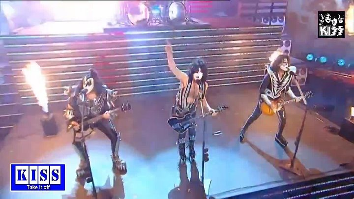 "KISS - TAKE IT OFF 2016-(musik.klab ROK ДЖУНГЛИ!!! -""(official)""."