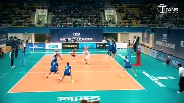 TOP 15 Crazy Actions By Julien Lyneel _ FIVB 2017 _ Volleyball Highlights.mp4