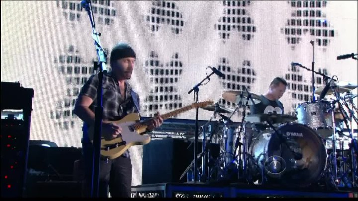 U2 - Get On Your Boots - Grammy Awards L.A. 2009