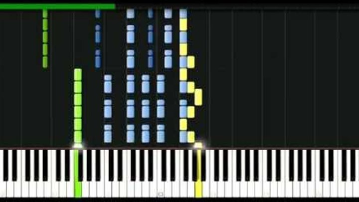 Offspring - Why Dont You Get A Job [Piano Tutorial] Synthesia | passkeypiano