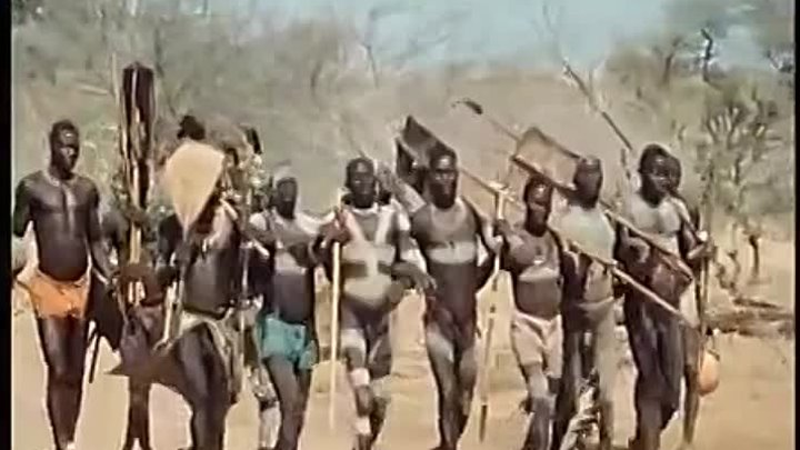 ДИКИЕ ПЛЕМЕНА Leni Riefenstahl Ein Traum fon Afrika The dream of Africa) Vol 1