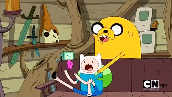 Adventure Time (With Finn & Jake) (What Was Missing)