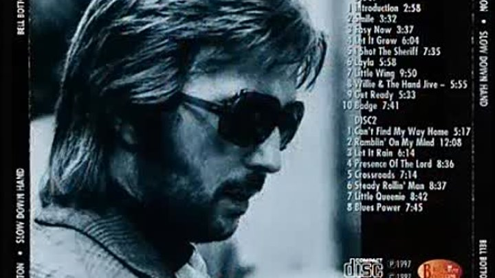Eric Clapton & His Band Long Beach Arena 20 July 1974