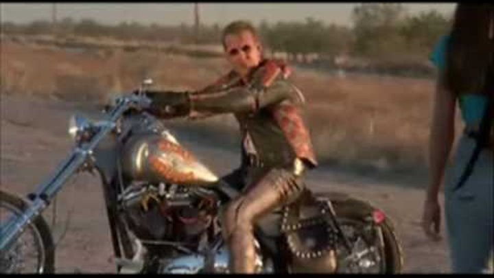 Harley Davidson and The Marlboro Man - Real Gone