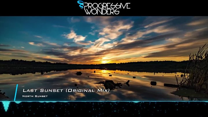North Sunset - Last Sunset (Original Mix) [Music Video] [FREE ¦ Synth Connection]