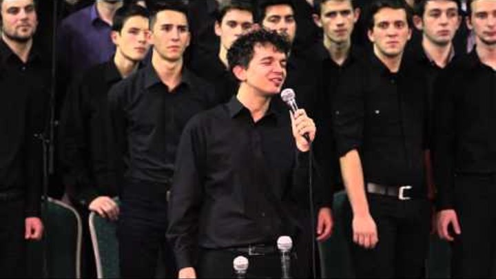 Corul si Orchestra Nationala BBSO 2012 - Sunt Uimit [OFFICIAL VIDEO]