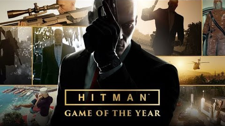 HITMAN - Game of the Year Edition (Available 7 November)