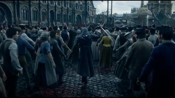 Assassin's Creed- Unity - Трейлер Мастер Ассасин Арно