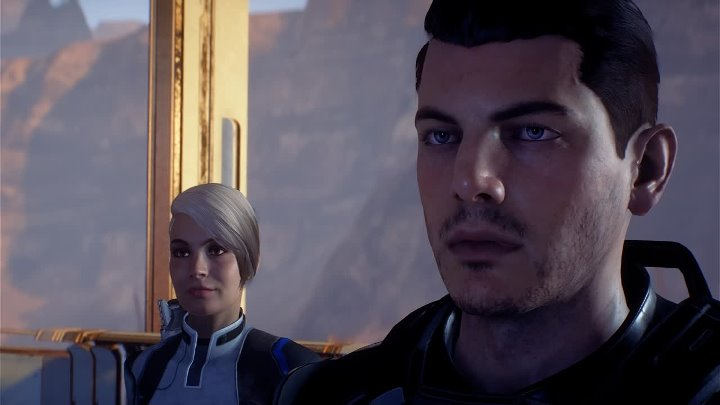 Mass Effect Andromeda | серия 10 | С чистого листа | Планета Эос