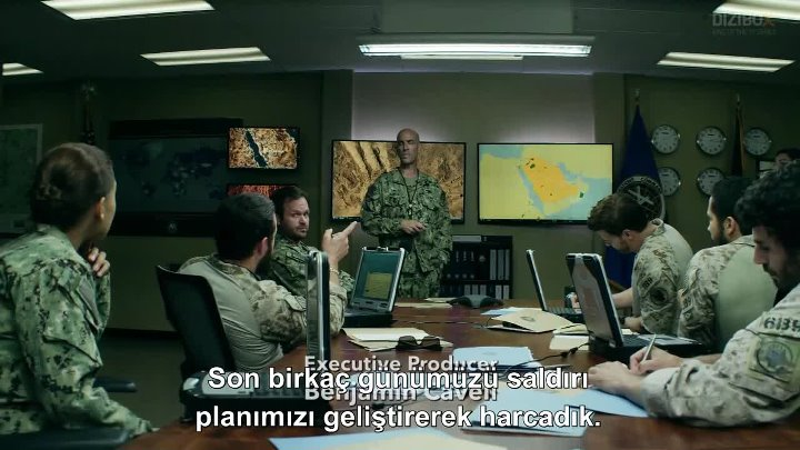 SEAL Team 1. Sezon 6. Bölüm