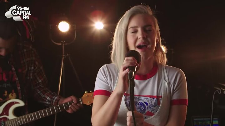 ✔🌟 Anne-Marie - Rockabye (Capital Session) (Official Video) hd 🌟✔