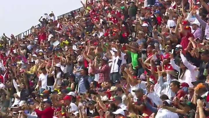 F1 2017 - 18 Mexico GP Official Race Edit