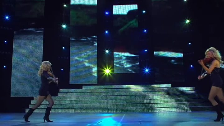 Lord Of The Dance 2011 - Violin Duel