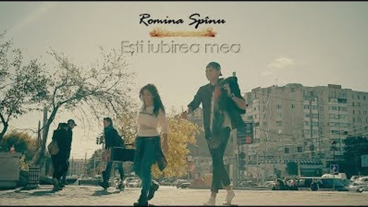 Romina Spînu - Ești iubirea mea (Official Video)