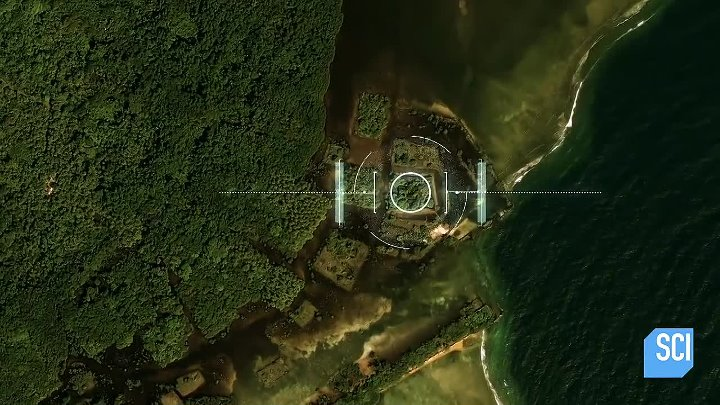 загадочный заброшенный город Нан-Мадол посреди Тихого океана - Images From Above Reveal An Ancient City In The Middle Of The Ocean