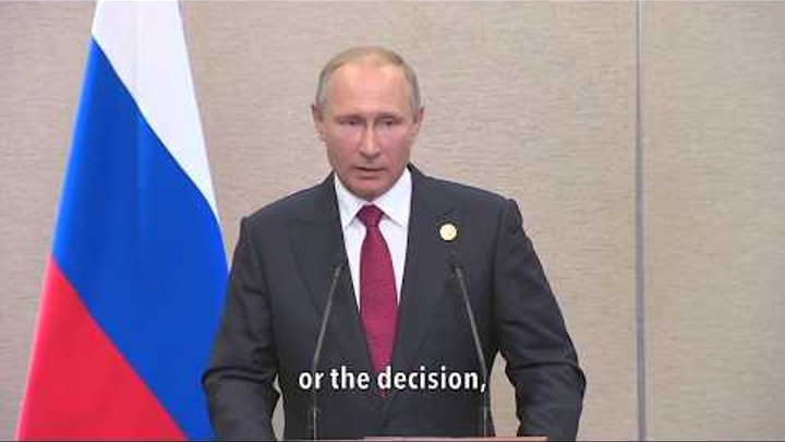 BREAKING: Putin To Trump - I will arm your enemies if you send arms to mine