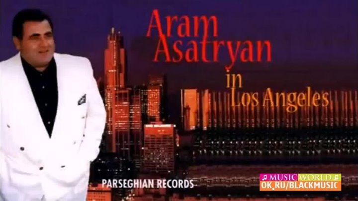 Aram Asatryan - Varteri Partez & Yes Carav Em 【HD】 © BLACK ♫ MUSIC