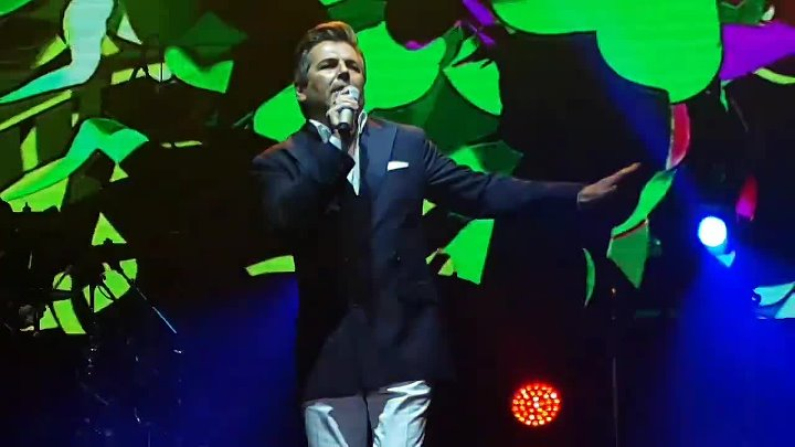 Thomas Anders - Soldier 2018 /Yerevan 27.03.2018/