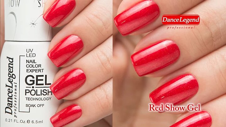 Red Show Gel 1