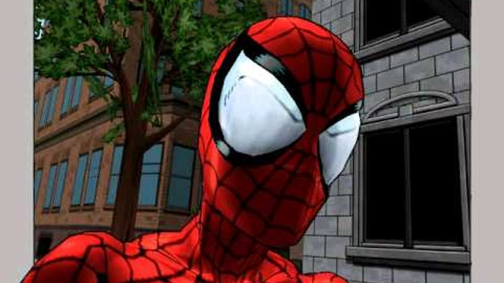 Let's Play Ultimate Spider-man: Part 1