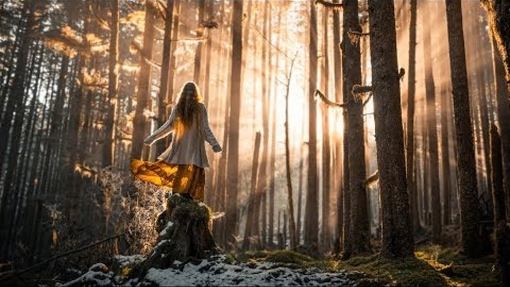 Angelica S - Black Forest (Andrew Warmix Remix) ™(Trance & Video) HD