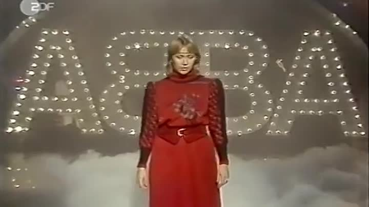 ABBA _ The Day Before You Came (German TV '82) HQ