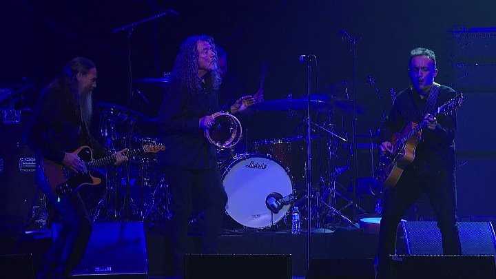 Robert Plant and The Sensational Space Shifters - Turn It Up .: Live at David Lynch's Festival of Disruption [2018,Blu-ray, 1080p] by zaza
