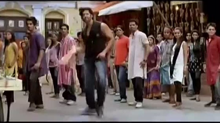 Hrithik Roshan - Just Dance music video - 360P.mp4