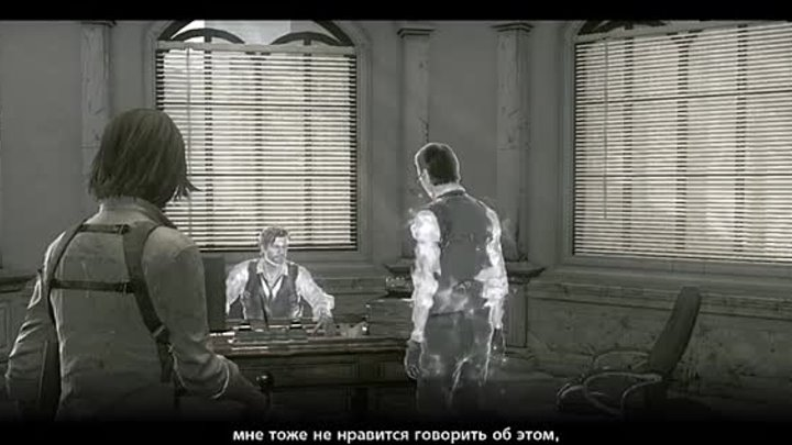 The Evil Within_ The Consequence DLC2 (2015) игрофильм (озвучка)