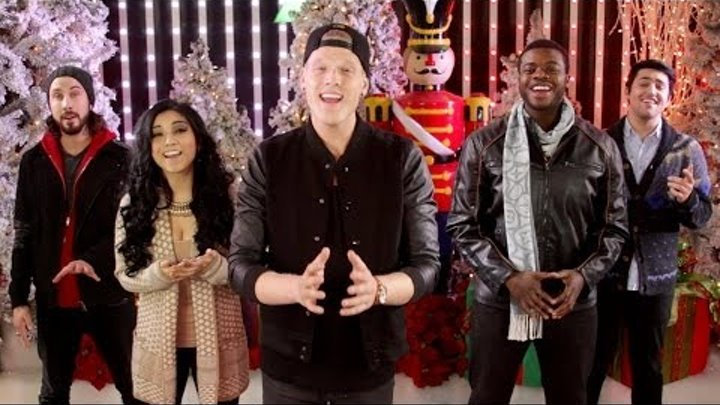 [Official Video] Angels We Have Heard On High - Pentatonix