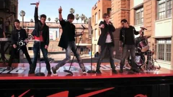 """Big Time Rush: """"Paralyzed"""" Music Video (Episode Clip)"""