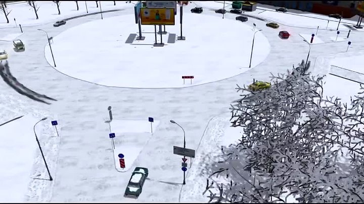 City Car Driving 1.5. Second trailer