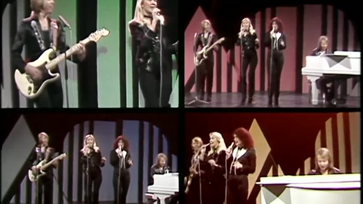 ABBA If It Wasn't For The Nights - (BBC TV '79) Deluxe edition Audio HD