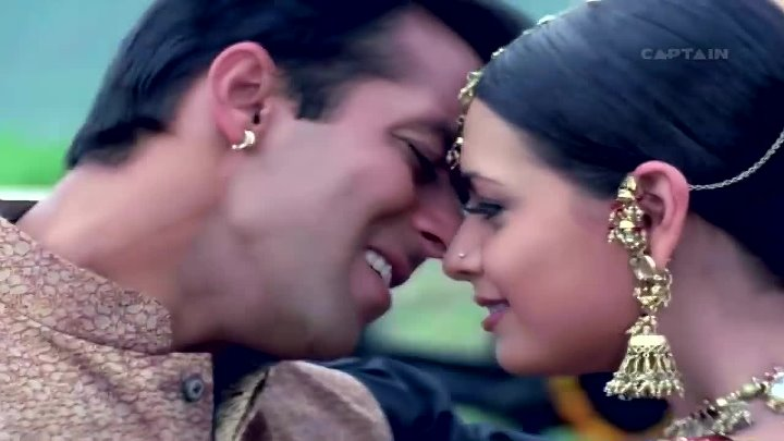 Bindiya Chamke - Full HD Video Song - Salman khan, Dia Mirja - Tumko Na Bhool Payenge