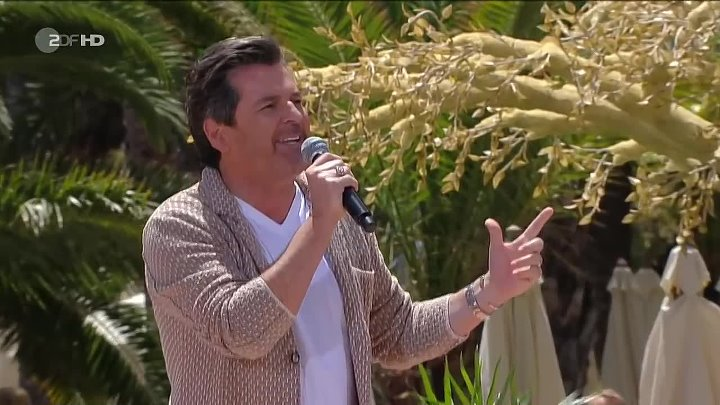 Thomas Anders - Lunatic ( ZDF Fernsehgarten on tour 17.04.2016)