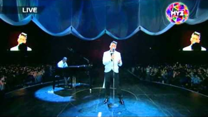 "Сергей Лазарев ""Lost without your love"" (LIVE) MUZ-TV Awards 2011"