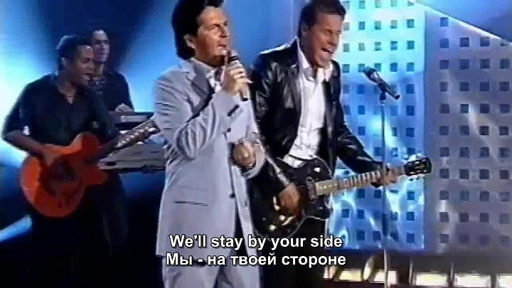 Modern Talking - Win The Race (2001) с переводом