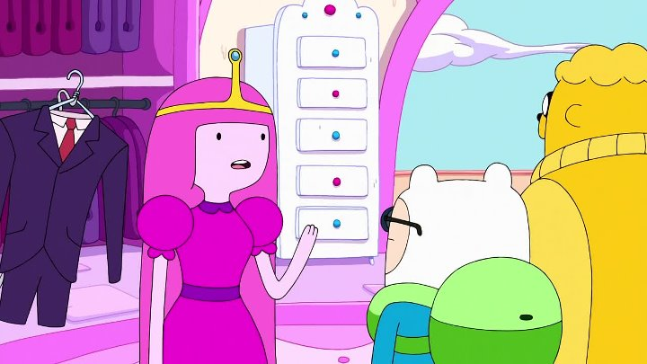 [WwW.voirfilms.ws]-Adventure Time - 8X02 - Dont Look - VOSTFR
