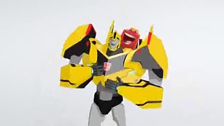 Transformers: Robots in Disguise (2015) - Happy Meal
