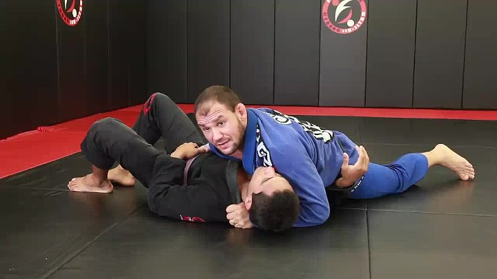 Side Control Hip Switch (3 Ways To Immobilization)