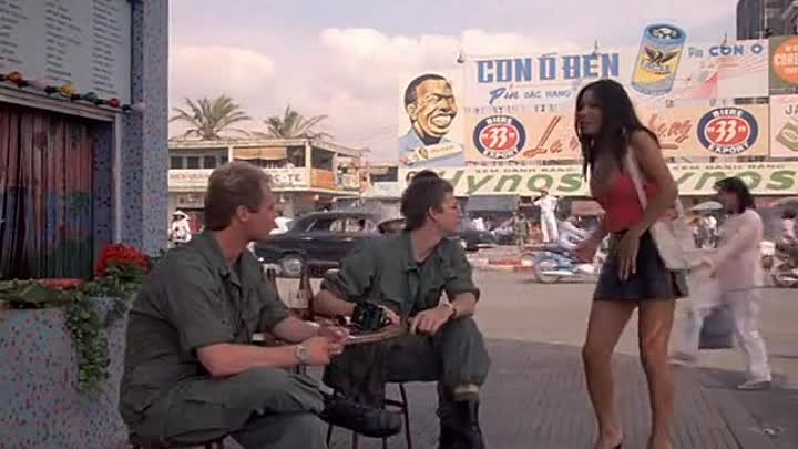 Nancy Sinatra - These Boots Are Made for Walkin' -1966 ( OST Full Metal Jacket - 1987)