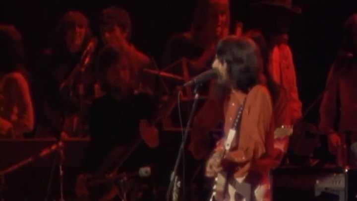 George Harrison - Something (Live 1971)